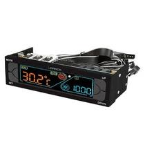 Controlador 4 Fan Cooler Controle De Temperatura 1 Baia +e