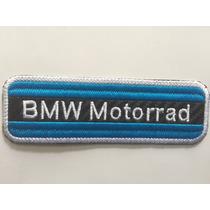 Parche Bmw Motorrad Blue Carbon Fiber