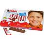 Chocolate Kinder X 24 Barras (3x8) Importado Italia Envio G