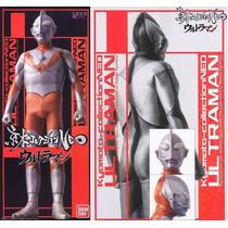 Godzilla / Ultraseven / Ultraman Hayata 40 Cms