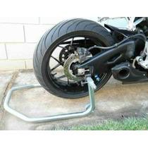 Cavalete Para Motos Traseiro Ou Dianteiro Esportivo Gsx Cbr