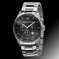 Relógio Analógico Emporio Armani Cronógrafo Ar0585