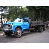Ford F11000 Ano 89 Motor Mwm- Sucata P Venda De Peças