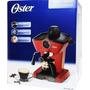 Cafetera Oster Espresso Y Capuchino Modelo 4188 Roja