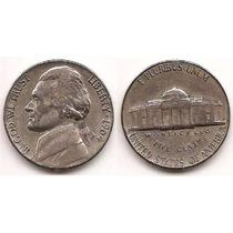 Moneda Usa 5 Centavos De Dolar