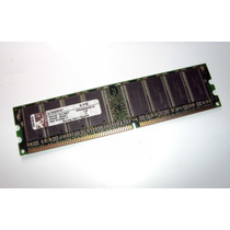 Memória Kingston Desktop Ddr1 1gb Modelo: Kvr400x64c3a/1g