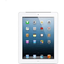 Ipad De Apple Con Pantalla Retina De 64 Gb Wi-fi + At & T Re