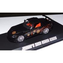 1:43 Honda S2000 Johnny´s Negro Rapido Y Furioso Greenlight
