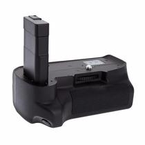 Grip De Bateria Meike Para Nikon Mk-d3100 - D3100 - D3200