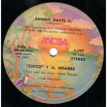 Sammy Davis Jr. - Chico Y El Hombre - Simple Arg Pvl