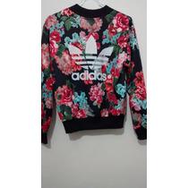 Blusas Femenina Florido Slim Floral