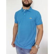 Camisa Gola Polo Lacoste Camiseta Masculina