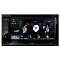 Dvd Player 2 Din 6.2 Usb, Aux, Controle Kenwood Ddx315 Promo