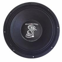 Alto Falante Woofer Snake Pro Cobra 12.5k 2500w Rms Promoção