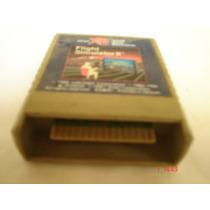 Cartucho Atari Xe Flight Simulator Ii