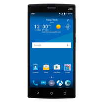 Zte Zmax2 2gb Ram Quad Core 16gb 5.5 4g Lte Movistar Telcel