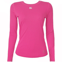 Camisa Termica Com Proteção Uv Fps-50+ E Bactericida Kanxa
