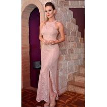 Vestido Longo Madrinha Formatura Casamento Festa Bojo #vl4