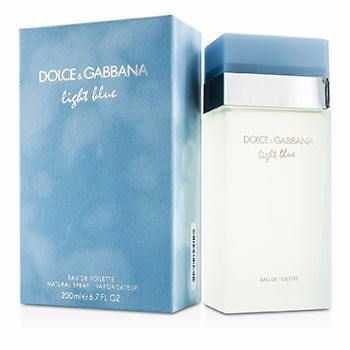 Light Blue Dolce Amp Gabbana Dama 200 Ml Envio Gratis Msi