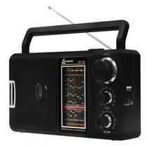 Rádio Portátil Lenoxx Am/fm/tv 12 Faixas Rp69