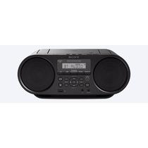 Grabadora Sony Zs-rs60bt Con Cd , Usb,radio Fm Y Bluetooth®