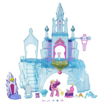 Castillo My Little Pony Imperio Del Cristal Cadance Ilumina