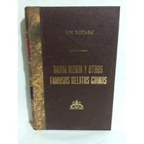 Barba Rizaba Y Otros Famosos Relatos Chinos 1 Vol Lin Yutang