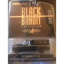 Greenlight Black Bandit 1972 Chevrolet C-10