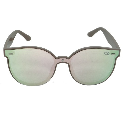 1a6d203f55f79 Óculos De Sol Redondo Rosa Geror 02260 Desconto 30% - R  140,00 em Mercado  Livre