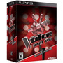 The Voice I Want You Microfono Playstation Ps3 Nuevo Sellado