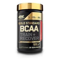 Gold Standard Optimum Nutrition Bcaa Ponche De Frutas 280 Gr