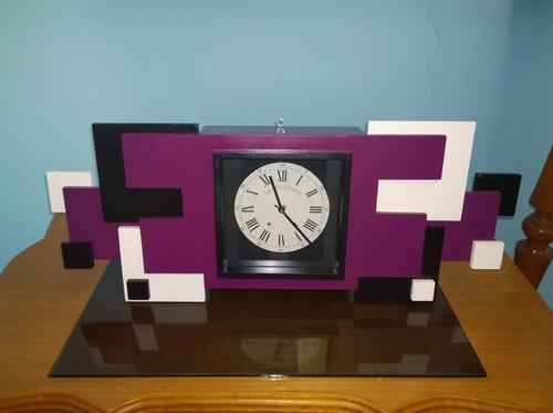 Reloj de pared minimalista en mercado libre - Relojes para decorar paredes ...