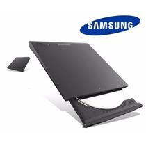Quemadora De Dvd Externa Samsung Ultra Slim.
