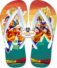 913a05aafed0f4 Chinelos Personalizados Fuleco Dragon Ball Bob Esponja Mario no ...