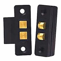 Contato Deslizante P/ Fecho Fechadura Elétrica Porta Portão