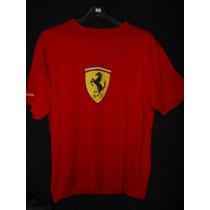 Camisas Ferrari 100% Original Importada Sem Uso