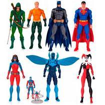 Dc Comics Icons 6 Liga De La Justicia Justice League Batman
