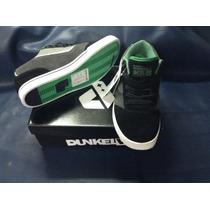 Zapatillas Nueva Dunkelvolk Talla 43 Skater Shoes Black !!!