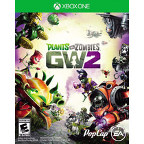 Plants Vs Zombies Garden Warfare 2 Xbox One (físico) Fgk