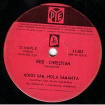 Bob Christian - Adios Sam Hola Samantha Billy Bond Beat Pvl
