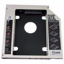 Adaptador Caddy 9,5mm Mac Ultrabook E 12,7mm Para Ssd Hdd