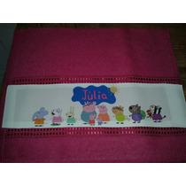 Lembrancinha Dia Das Crianças - Toalhinhas Personalizadas