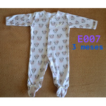 Pijama Epk Niña Talla 3 Meses Coleccion Minnie
