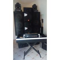 Oferta Sonido Completo Pivey Jbl Beringher Soundbarrie