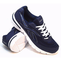 Zapatillas Reebok Modelo Running Dynamic Light Azul Marino