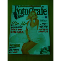 Revista Fotografe Pin Up Mari Alexandre Marilyn Monroe
