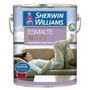 Pintura Esmalte Blanco Mate Sherwin Williams X Galón