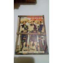 Revista Mexico Canta Trio Los Panchos