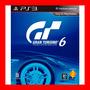 Gran Turismo 6 Ps3 Oferta !!!