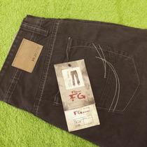 Jeans Tubo Para Caballero